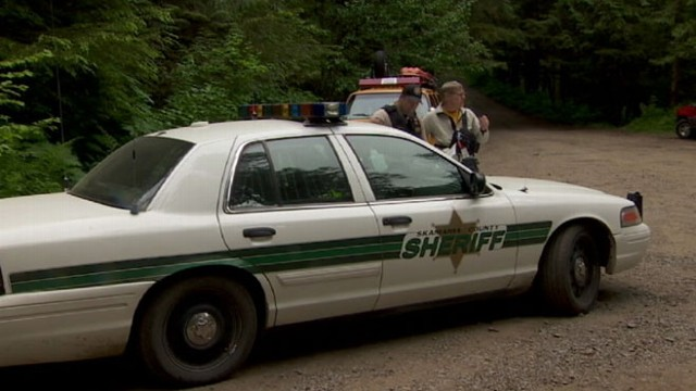 Video: Woman Missing Without Clothes in Washington Woods