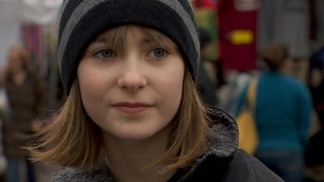 VIDEO: Madison Root, 11, did not have city approval to sell at the Portland Saturday Market.