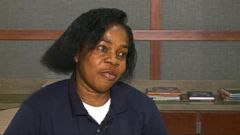 VIDEO: Hospital worker Patricia Taye has tried to provide comfort to Dr. Richard Sacras family.