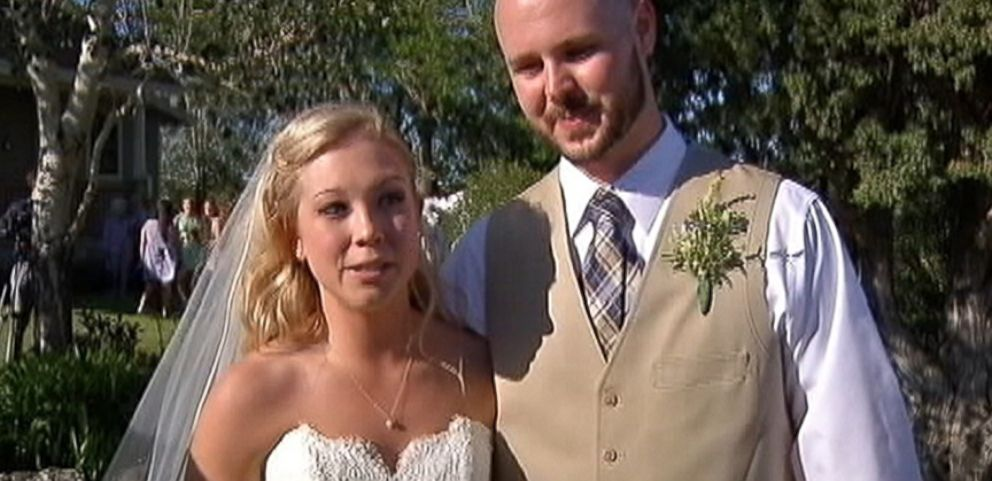 Colorado woman and her maid of honor survived after jumping from a third-story window.