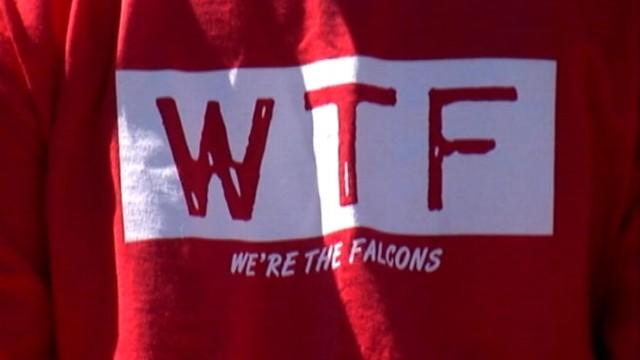 "VIDEO: North Pointe Prep High School parent calls ""Were the Falcons"" spirit shirts ""distracting."""