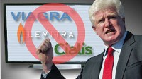Photo: The makers of Viagra, Cialis and Levitra insist they are committed to responsible advertising, but Rep. James Moran wants to ban the TV ads between 6am and 10pm