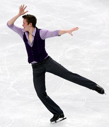 Olympic Figure Skating Outfits