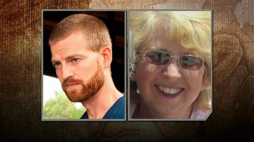 US Ebola Patients-Released