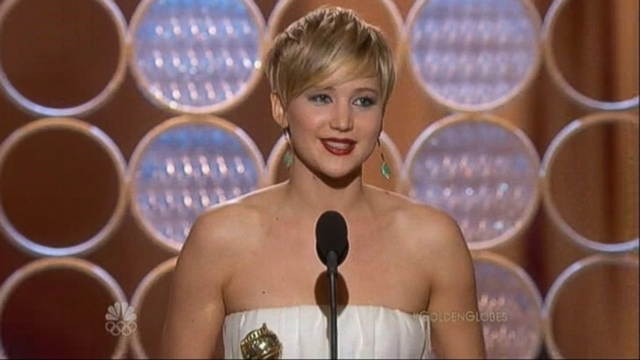 VIDEO: Jennifer Lawrence and Amy Adams walked away with wins