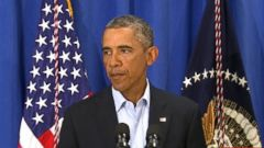VIDEO: The president comments on the beheading death of American journalist James Foley.