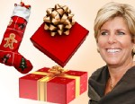 Personal finance guru Suze Orman dispensed free advice in a Florida mall on how to manage finances and keep spending in line.
