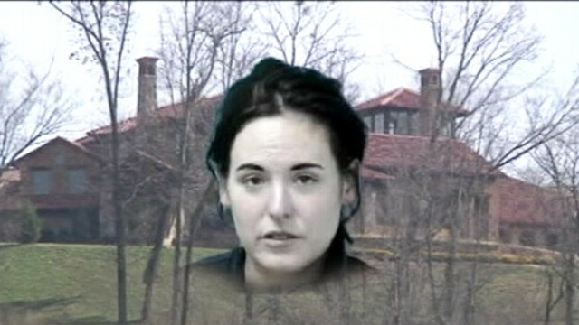 VIDEO: Melissa Mansfield was arrested after being found at Kenny Chesneys Tennessee home.