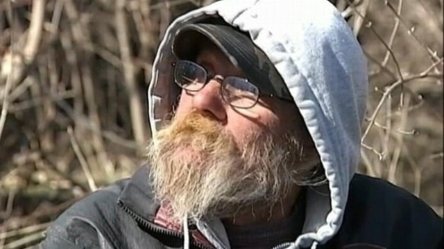VIDEO: A homeless man in Illinois wins $50,000 lottery.