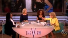 News of the co-hosts departures comes a month after Barbara Walters retirement.