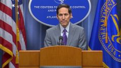 VIDEO: CDC Director Confirms First Ebola Diagnosis in US