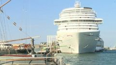 VIDEO: Cruise Ship Returns With Passenger Monitored for Ebola