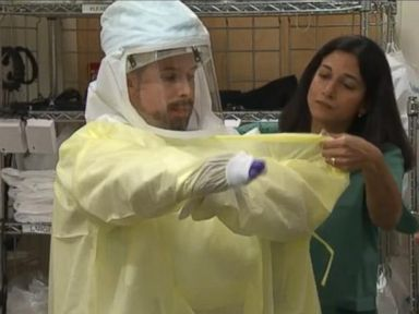 VIDEO: How to Properly Put on a Hazmat Suit