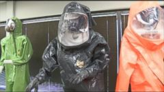 VIDEO: Inside an American Factory Churning Out Hazmat Suits