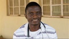 VIDEO: Dr. Martin Salia was treating patients in Sierra Leone when he contracted the virus.