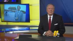 VIDEO: Larry Stogner, an anchor on ABCs North Carolina station WTVD, addressed viewers about his diagnosis
