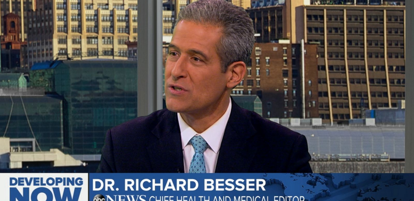 VIDEO: ABC News' Dr. Richard Besser dispels the myths and gives the facts about the resurging measles virus.