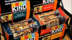 VIDEO: The FDA says the fruit and nut bars violate their healthy labeling guidelines.
