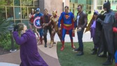 VIDEO: Dell Childrens Hospital had a special treat for their patients this week.