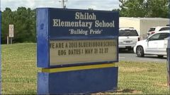 VIDEO: Health officials are investigating what caused a widespread illness at Shiloh Elementary School in Monroe, North Carolina, last week.
