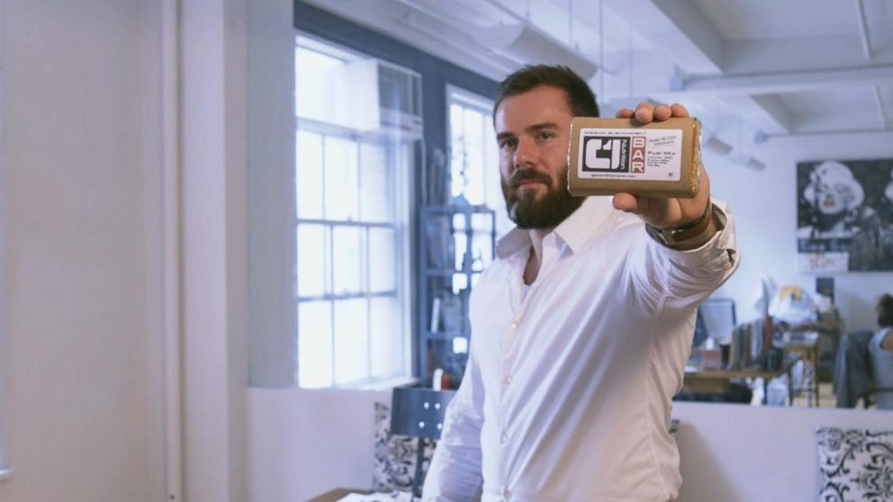 VIDEO: Condition One: The Only Energy Bar You'll Ever Need
