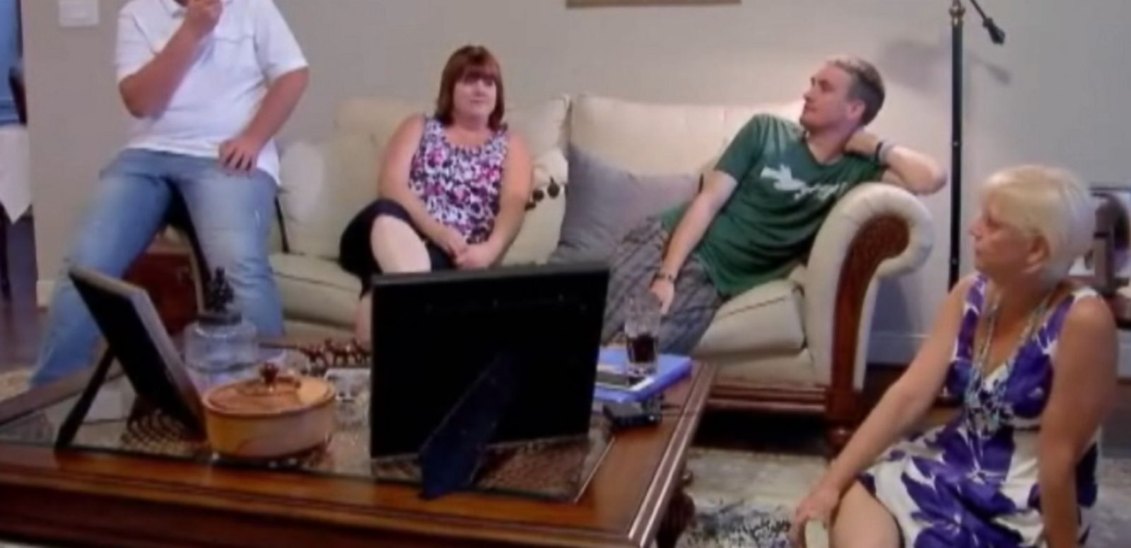 VIDEO: The lungs of Trish Dillon's oldest son benefitted a man battling against cystic fibrosis.