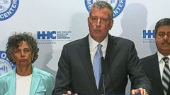 VIDEO: Officials React To Deadly Outbreak of Legionnaires Disease in NYC