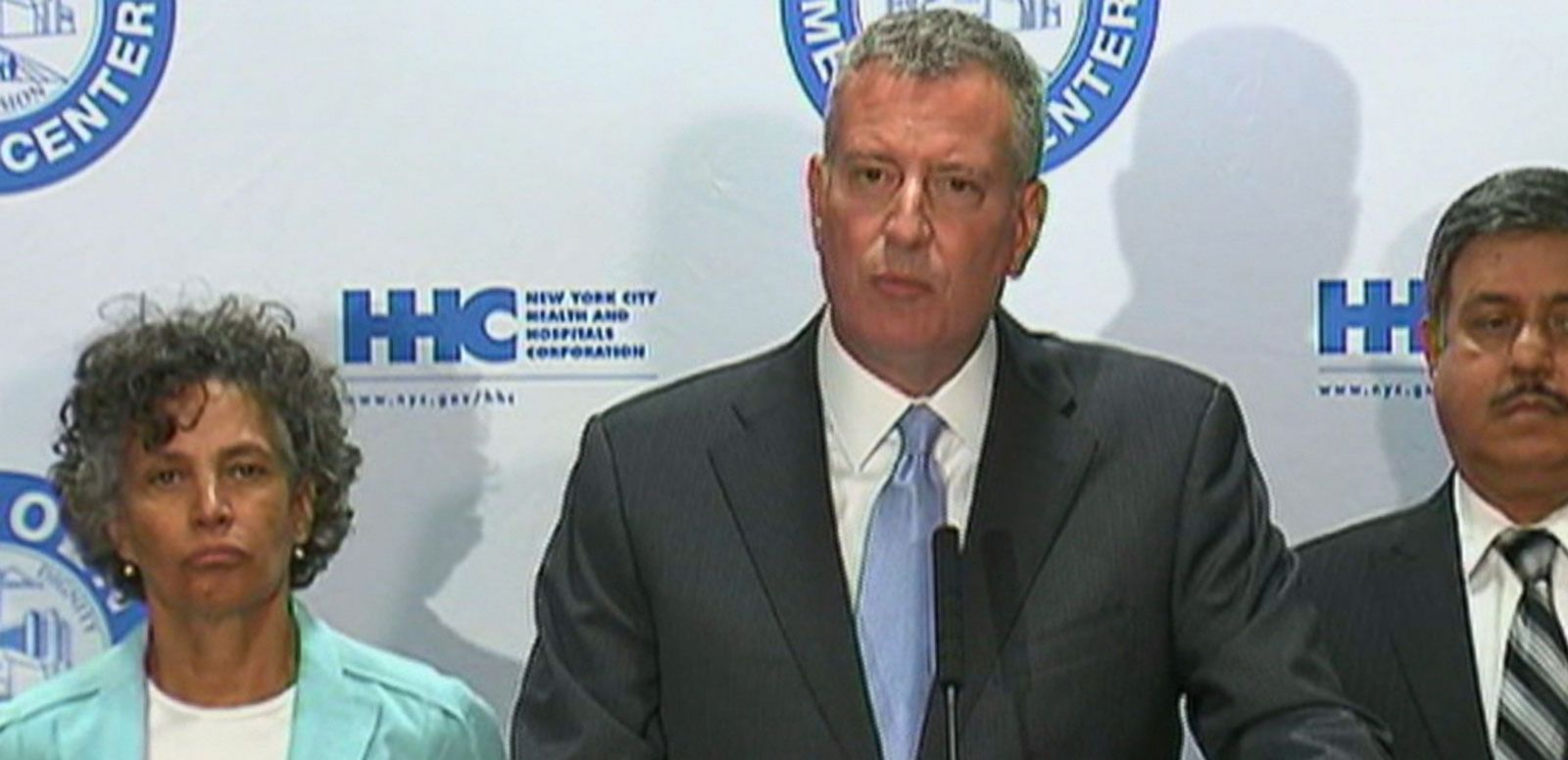 VIDEO: Officials React To Deadly Outbreak of Legionnaires' Disease in NYC