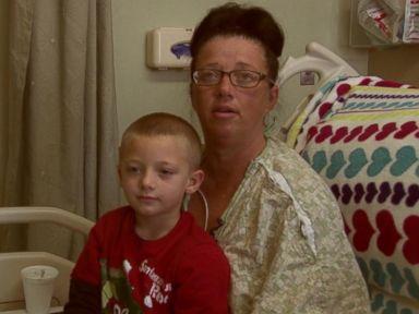 Watch:  5-Year-Old Hero Saves Moms Life