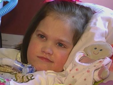 Watch:  Mom Says Daughter Remains Partially Paralyzed 18 Months After Enterovirus Infection