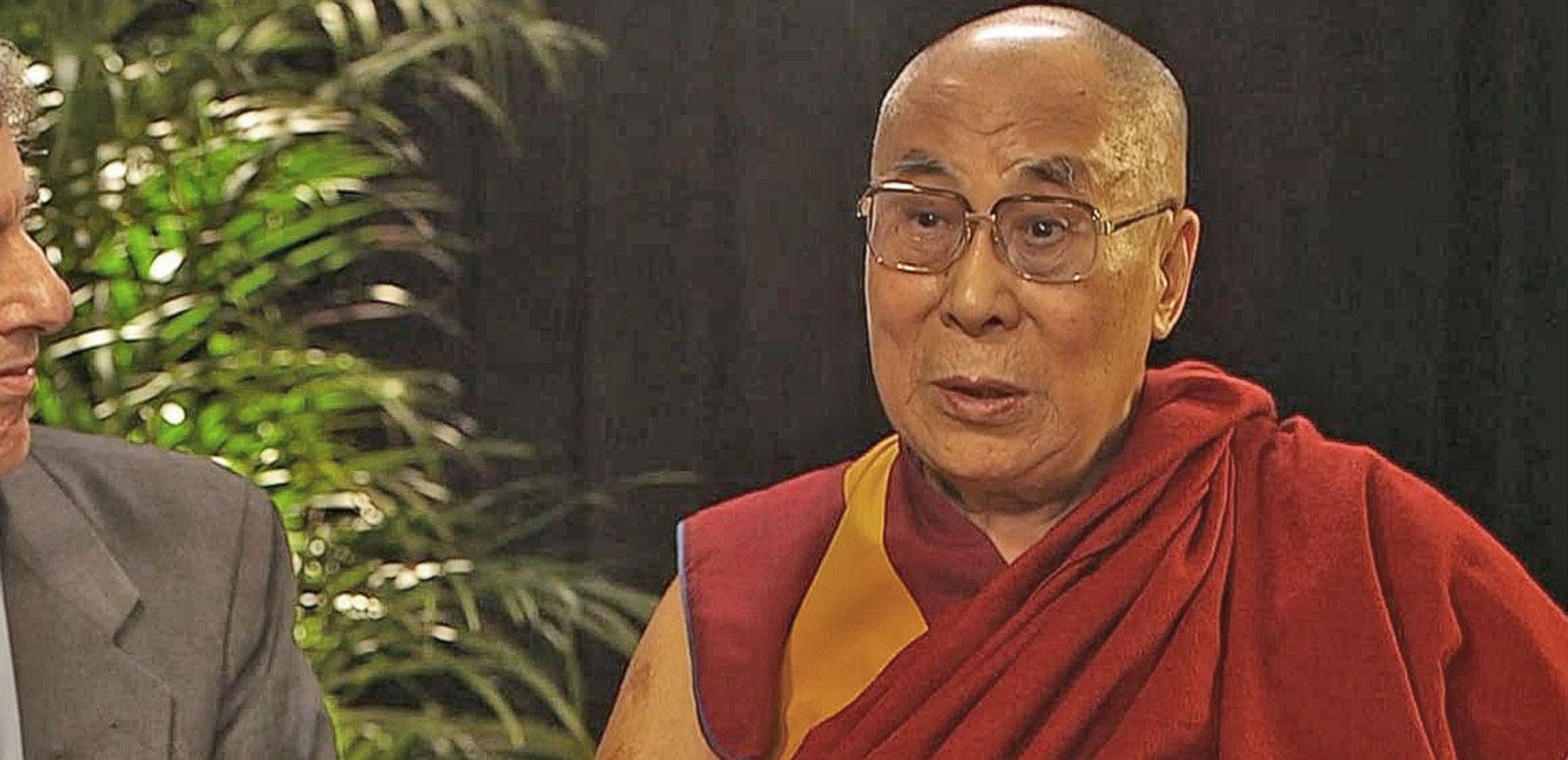VIDEO: 10% Happier with Dan Harris with the Dalai Lama