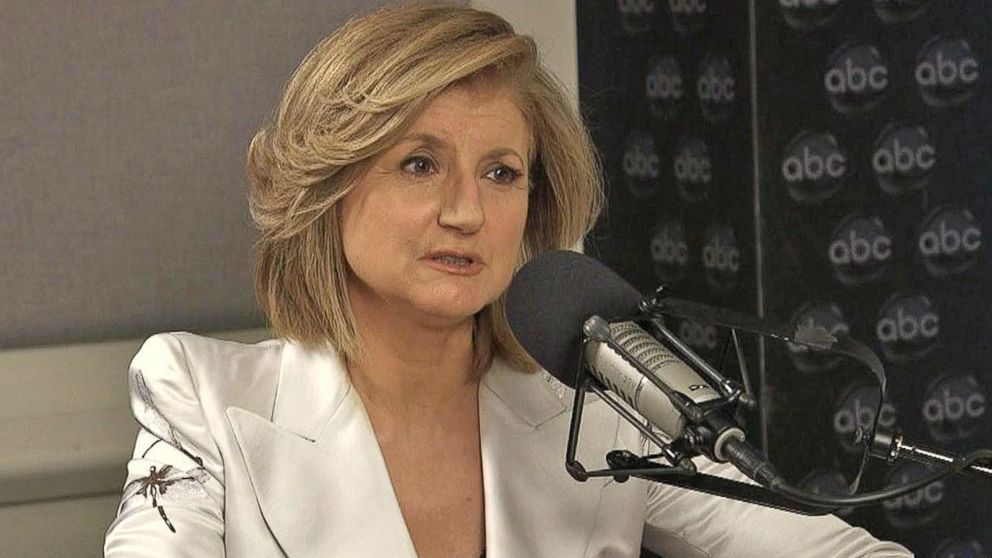 VIDEO: '10% Happier': Arianna Huffington