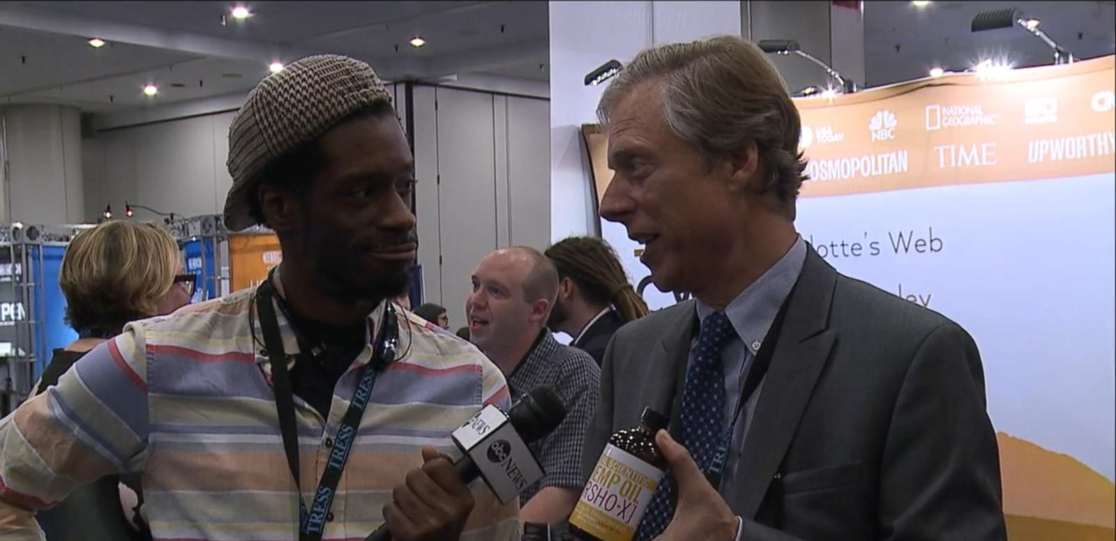 VIDEO: Inside the Cannabis World Congress and Business Expo