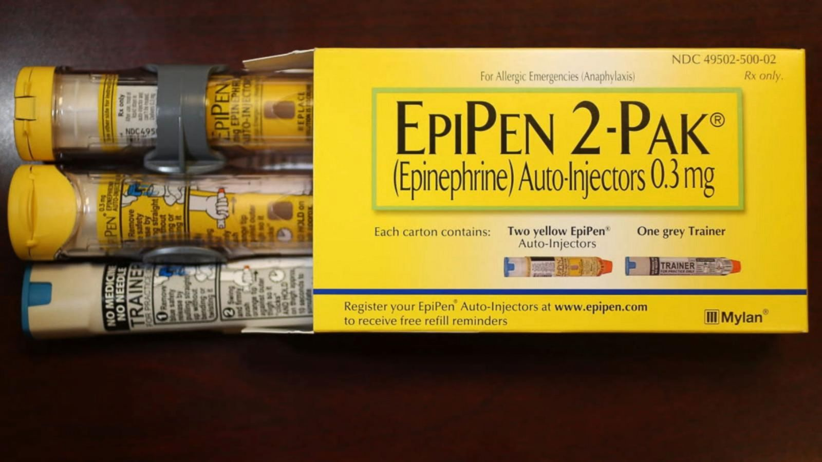 VIDEO: Alternatives to EpiPens Are Hard to Find