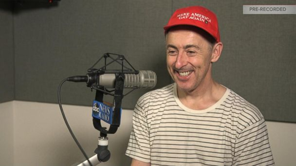 VIDEO: 10% Happier: Actor Alan Cumming