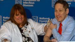"Dr. Tom Frieden says the flu vaccine is ""probably one of the best buys in public health."""