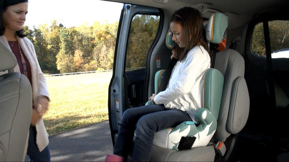 buffering replay car booster seats