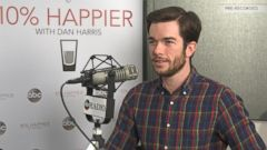 VIDEO: 10% Happier: John Mulaney, Comedian Turned Broadway Star