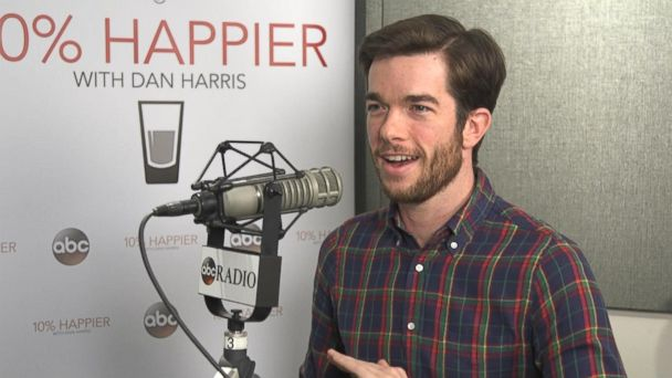 VIDEO: John Mulaney on How Meditation Helped After Canceled Sitcom