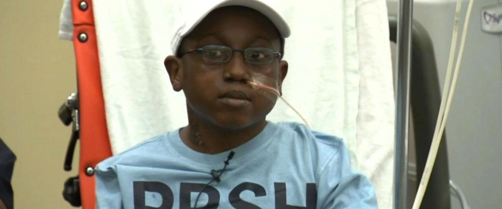 Jaheim Whigham's artificial heart will keep him alive until he receives a real heart.
