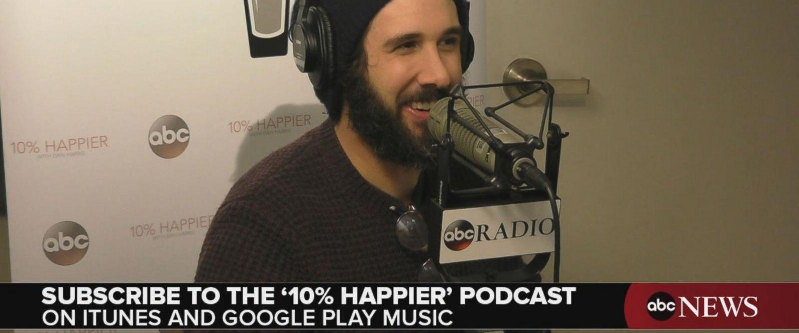 VIDEO: '10% Happier' with Josh Groban
