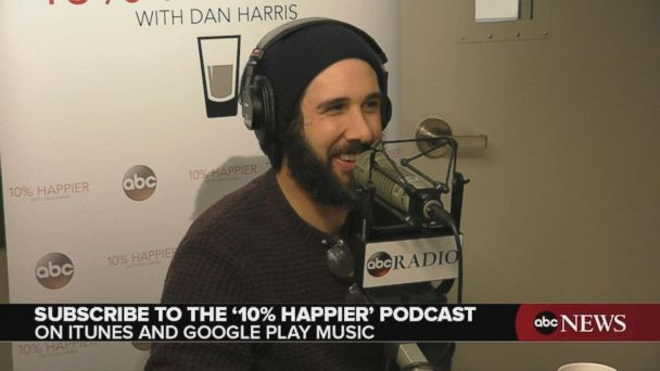 VIDEO: '10% Happier' with Josh Groban
