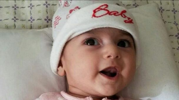 VIDEO: Doctors say that baby Fatemeh is