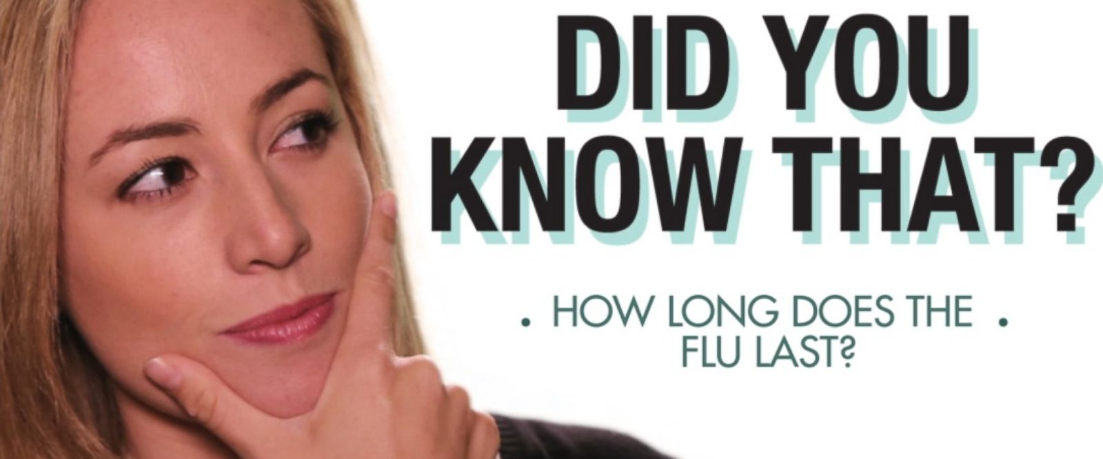 VIDEO: How long does the flu last?