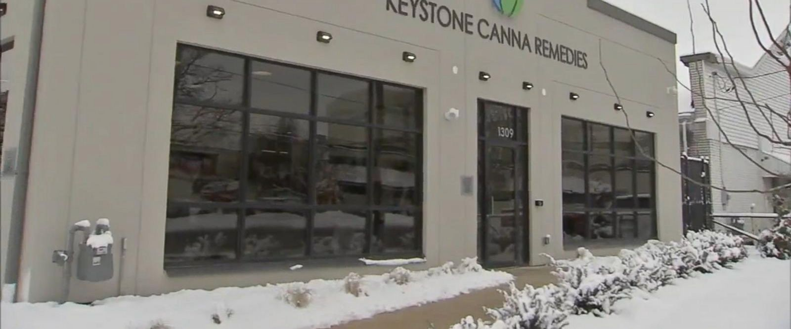 VIDEO: When Pennsylvania's first ever medical marijuana dispensary, Keystone Canna Remedies, opened its doors in Bethlehem on January 17, many welcomed its arrival with open arms, including former Philadelphia Flyers winger Riley Cote.