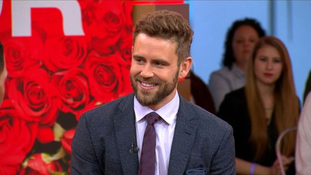 PHOTO: Nick Viall appeared on