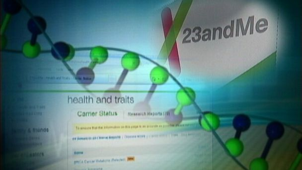 ABC 23 and me testing jef 131126 16x9 608 FDA to 23andMe: Stop Selling Genetic Tests