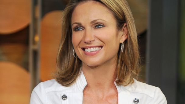 ABC News' Amy Robach Offers Thanks to Colleagues