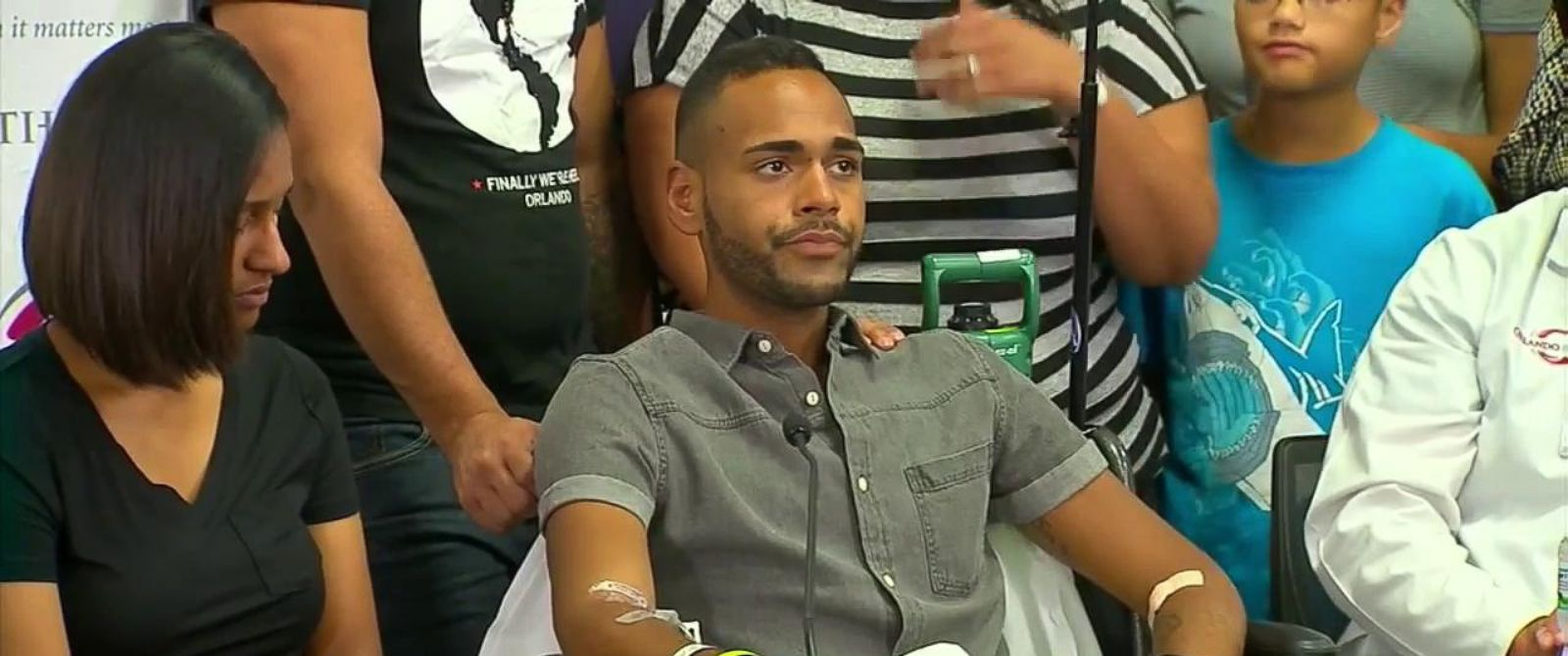 Orlando Shooting Survivor Recalls Horrifying Details From the Night of the Attack