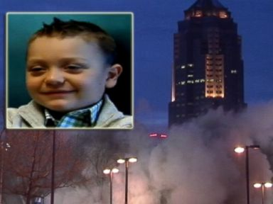 Boy Slams Cancer, Implodes Building